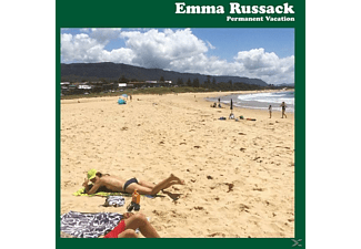 Emma Russack - Permanent Vacation - (CD)