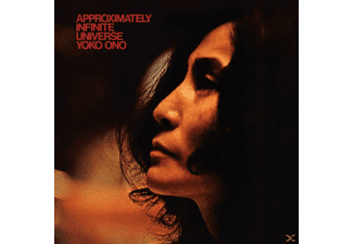 Yoko Ono - Approximately Infinite Universe (Ltd.Col.LP) - (LP + Download)