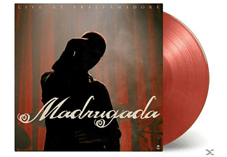 Madrugada - Live At Tralfamadore (LTD Gold/Red Mixed Vinyl) - (Vinyl)