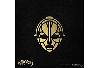 Metavari - Metropolis (An Original Re-Score By Metavari) - (Vinyl)