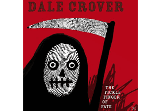 Dale Crover - The Fickle Finger Of Fate - (LP + Download)