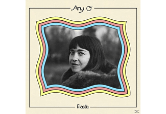 Amy O - Elastic - (CD)
