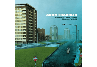 Adam Franklin - Iron Horse/Thursday's Child (Col.Vinyl) - (Vinyl)