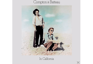 Compton & Batteau - In California - (CD)