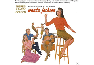 Wanda Jackson - There's A Party Going' On - (Vinyl)