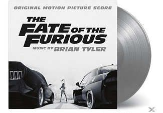 Brian Tyler - The Fate Of The Furious (LTD Silver Vinyl) - (Vinyl)