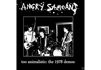 Angry Samoans - Too Animalistic: The 1978 Demos - (Vinyl)