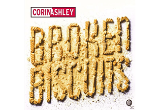 Corin Ashley - Broken Biscuits - (CD)