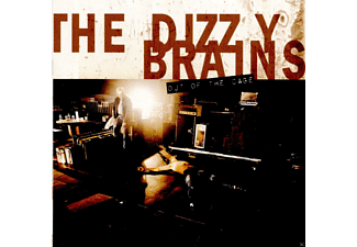 The Dizzy Brains - Out Of The Cage - (CD)