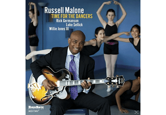 Russell Malone - Time for the Dancers - (CD)