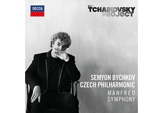 Semyon Bychkov, Czech Philharmonic - The Tchaikovsky Project Vol.2 - (CD)