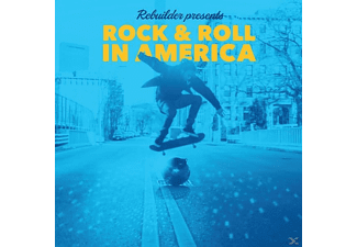Rebuilder - Rock & Roll In America (Reissue) - (Vinyl)