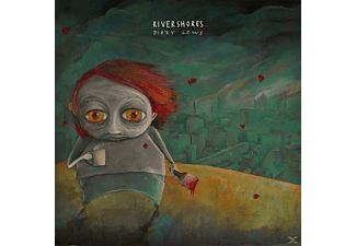 Rivershores - Dizzy Lows (+Download) - (Vinyl)