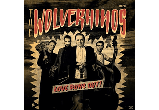 The Wolverhinos - Love Runs Out! - (CD)