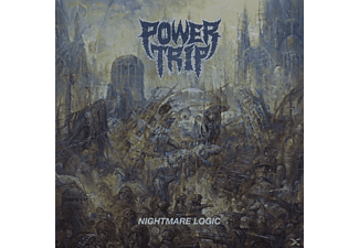 Power Trip - Nightmare Logic (Brown) - (Vinyl)