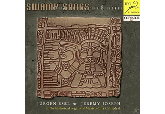 Essl,Jürgen/Joseph,Jeremy - Swamp Songs-Improvisations for 2 Organs - (CD)