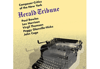 VARIOUS - Composer-Critics of the New York Herald Tribune - (CD)