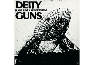 Deity Guns - Trans Lines Appointment - (LP + Download)