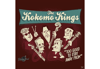The Kokomo Kings - Too Good To Stay Away From (Lim.Ed.) - (Vinyl)