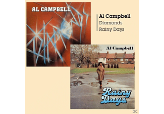 Al Campbell - Rainy Days/Diamonds - (CD)