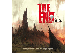 The End A.D. - Scorched Earth - (CD)