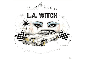L.A.Witch - L.A.Witch - (CD)