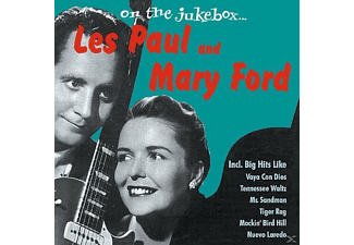 Les Paul - ON THE JUKEBOX - (CD)