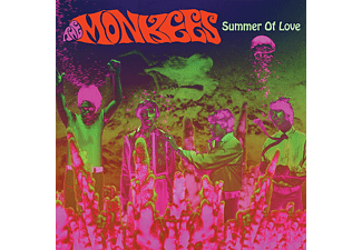 The Monkees - Summer of Love (Vinyl LP (nagylemez))