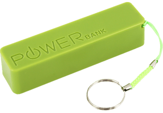 XLAYER Colour Line, Powerbank, 2600 mAh, Grün