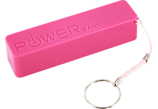 XLAYER Colour Line, Powerbank, 2600 mAh, Pink