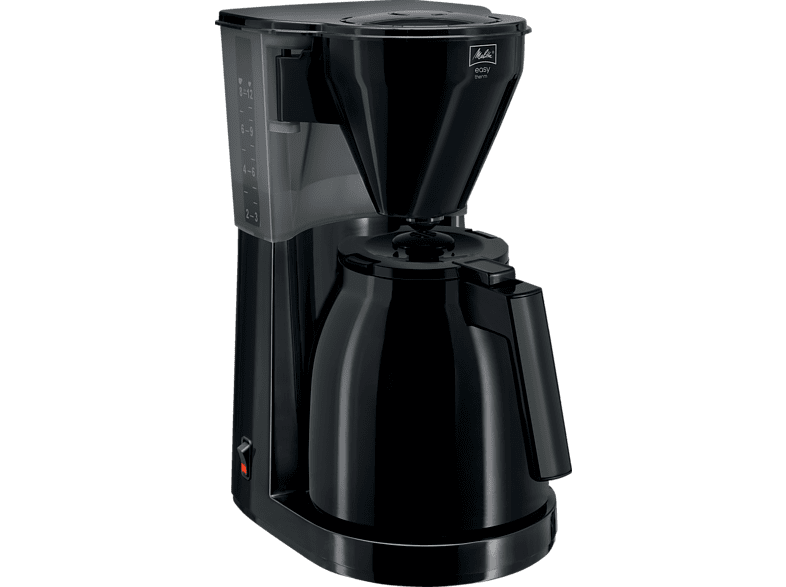 MELITTA 1010 06 Easy Therm 209743 Kaffeemaschine Schwarz