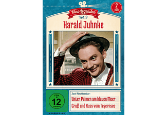Kino-Legenden Vol. 9 - Harald Juhnke - (DVD)