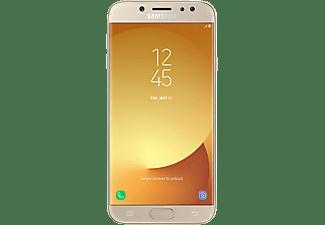 samsung galaxy j7 2017 duos smartphone 16 gb gold. Black Bedroom Furniture Sets. Home Design Ideas