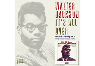 Walter Jackson - It's All Over: The Okeh Recordings 1 - (CD)