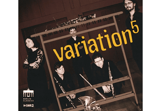Variation 5 - Variations 5 - (CD)