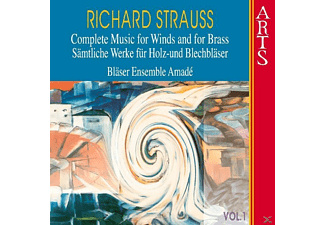 Bläser Ensemble Amade - Complete Music For Winds - (CD)