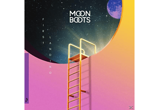 Moon Boots - First Landing - (CD)
