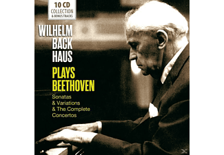 Wilhelm Backhaus - Beethoven Complete Sonatas and Concertos - (CD)