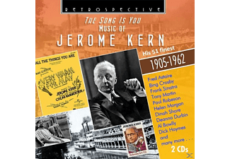 VARIOUS - Music of Jerome Kern - (CD)