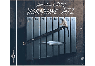 Jean-michel Davis - Vibraphone Jazz - (CD)