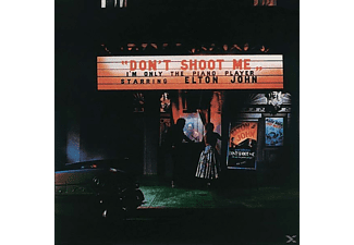 Elton John - Don't Shoot Me I'm Only The Piano Player - (LP + Download)