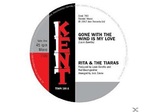 Rita & The Tiaras - GONE WITH THE WIND IS MY LOVE - (Vinyl)