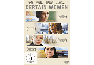 Certain Women - (DVD)