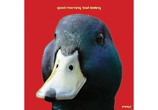 The Blues Against Youth - Good Morning Bad Feeling/Deprecation Road - (EP (analog))