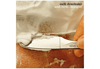 Cafe Drechsler - And Now...Boogie (CD)