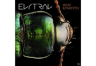 Mary Epworth - Elytral - (CD)