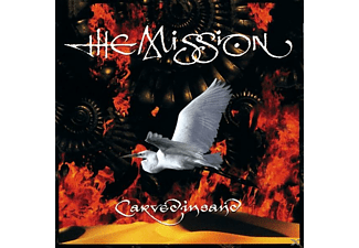 The Mission - Carved In Sand (Vinyl) - (Vinyl)