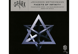 Museumsorchester Frankfurt, Spark - Facets Of Infinity - (CD)