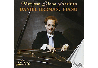 Daniel  Berman, VARIOUS - Virtuose Klavierraritäten - (CD)
