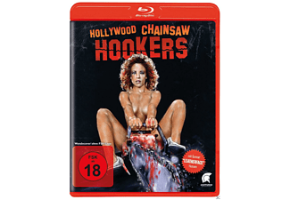Hollywood Chainsaw Hookers - (Blu-ray)